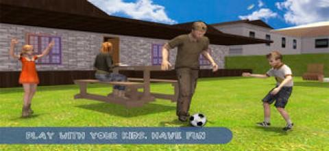 虚拟家庭:爸爸梦想家园截图(2)