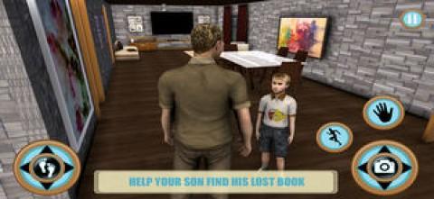 虚拟家庭:爸爸梦想家园截图(4)