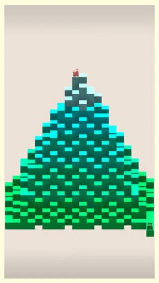 小青蛙爬山-益智游戏单机小游戏截图(1)
