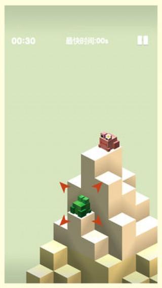 小青蛙爬山-益智游戏单机小游戏截图(3)