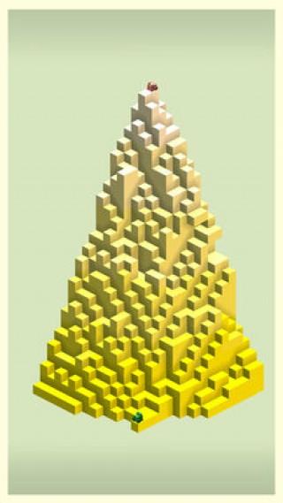 小青蛙爬山-益智游戏单机小游戏截图(4)