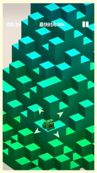 小青蛙爬山-益智游戏单机小游戏截图(5)