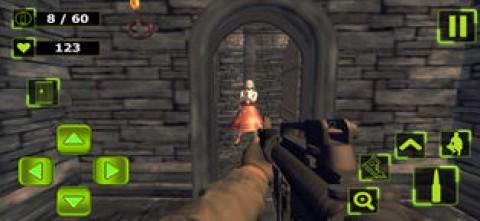 城堡虚拟家庭救助者截图(1)