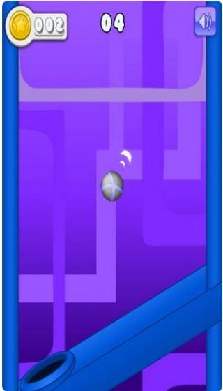 降落弹球截图(1)
