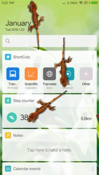 蜥蜴在手机恶作剧安卓版截图(2)