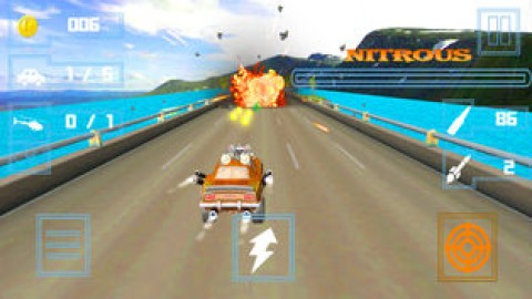 Death Car Racing Fever截图(4)