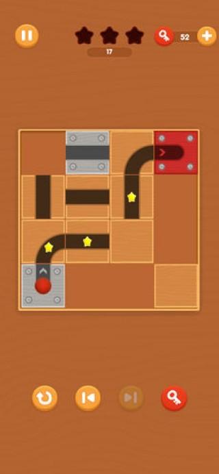 滑块滚球截图(2)