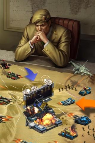 坦克前线帝国OL手游内购修改版截图(3)