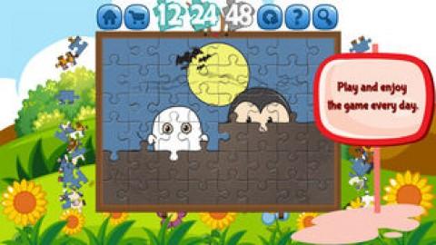 小鬼魂拼图截图(3)