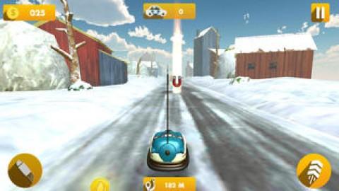 Top Driving: Bumper Car Racing截图(1)