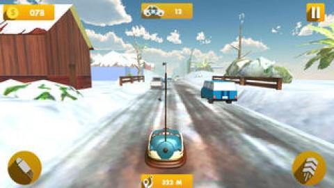 Top Driving: Bumper Car Racing截图(2)