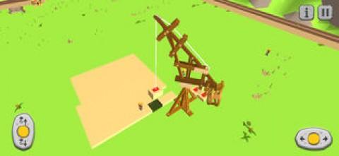 Temple Craft Exploration 3D截图(2)