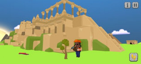 Temple Craft Exploration 3D截图(4)