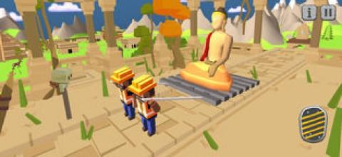 Temple Craft Exploration 3D截图(5)