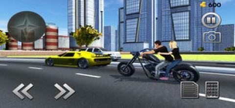 自行车出租车司机3D截图(4)