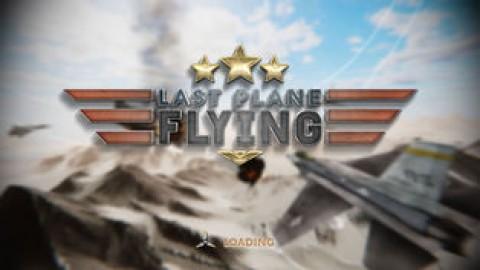 最后的飞机飞行截图(4)