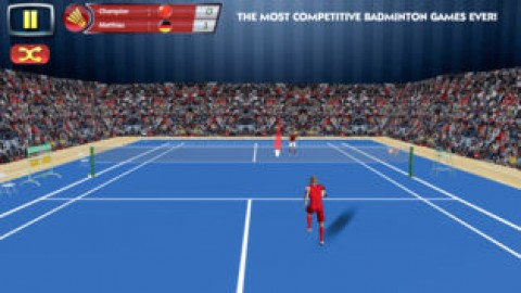 真正的羽毛球超级联赛截图(2)