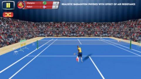 真正的羽毛球超级联赛截图(5)