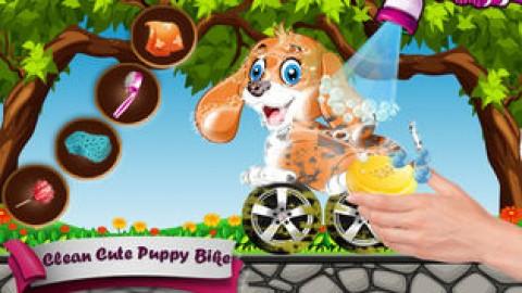 动物玩具赛车游戏截图(3)