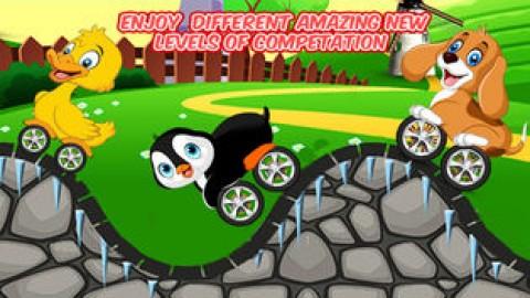 动物玩具赛车游戏截图(8)