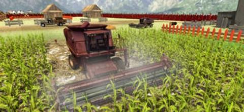 种田模拟器拖拉机3D截图(3)