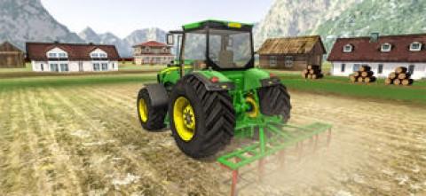 种田模拟器拖拉机3D截图(4)