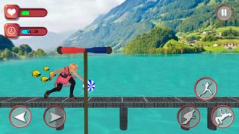 特技演员水上乐园运行截图(2)
