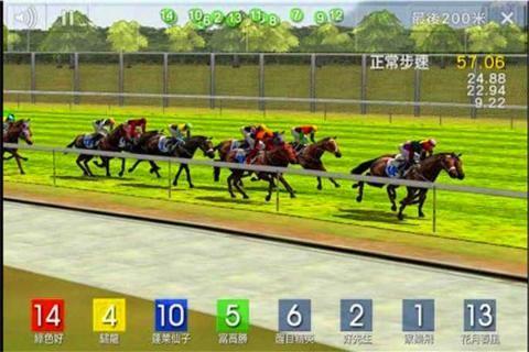 山地模拟赛马截图(2)