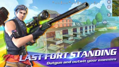 FortCraft手游截图(2)