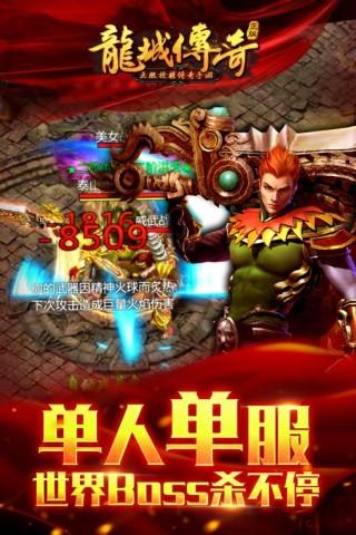 龙城传奇安卓版截图(1)