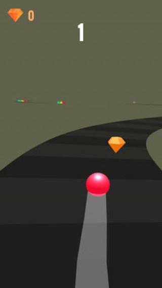 变色球大冒险 - 极速冲刺截图(1)