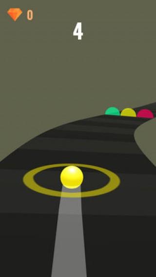 变色球大冒险 - 极速冲刺截图(2)