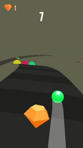 变色球大冒险 - 极速冲刺截图(4)