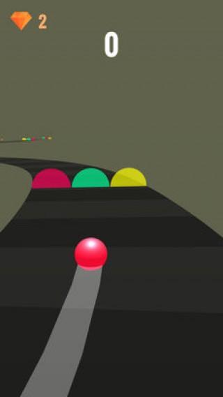 变色球大冒险 - 极速冲刺截图(5)