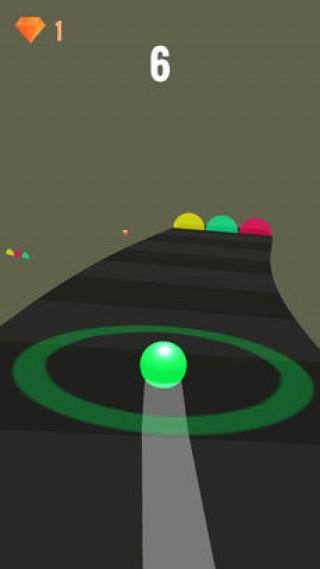 变色球大冒险 - 极速冲刺截图(3)
