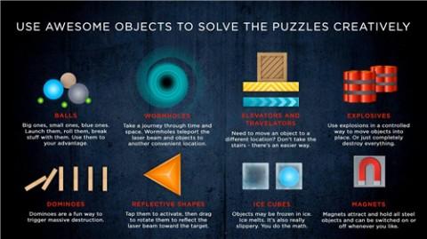 激光之谜安卓版截图(3)