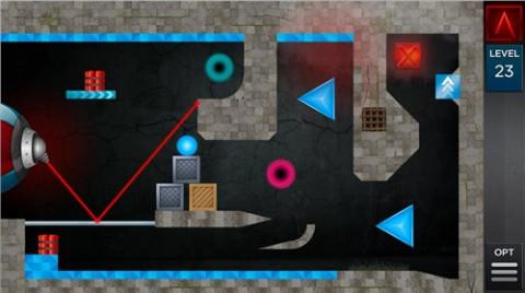 激光之谜安卓版截图(1)