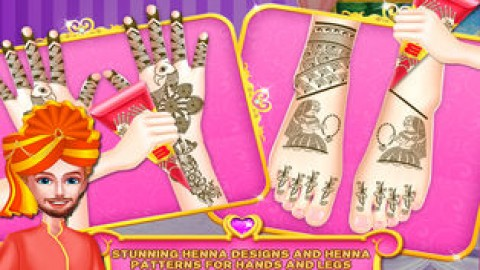 印度婚礼沙龙为女孩ios版截图(6)