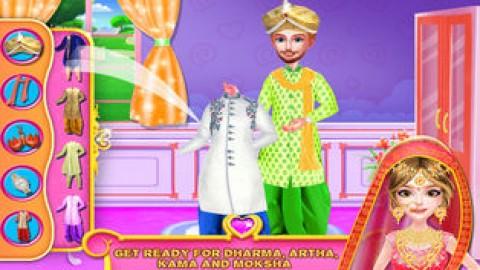 印度婚礼沙龙为女孩ios版截图(7)