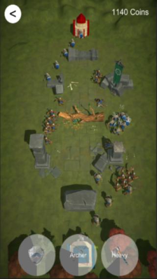 防御游戏Conquest截图(1)