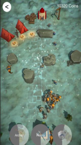 防御游戏Conquest截图(2)