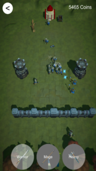 防御游戏Conquest截图(3)