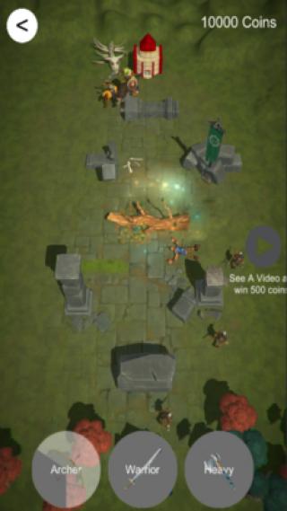 防御游戏Conquest截图(5)