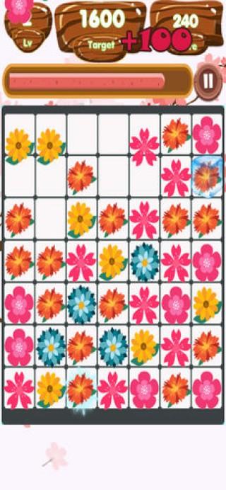 Flowers Link Land截图(5)