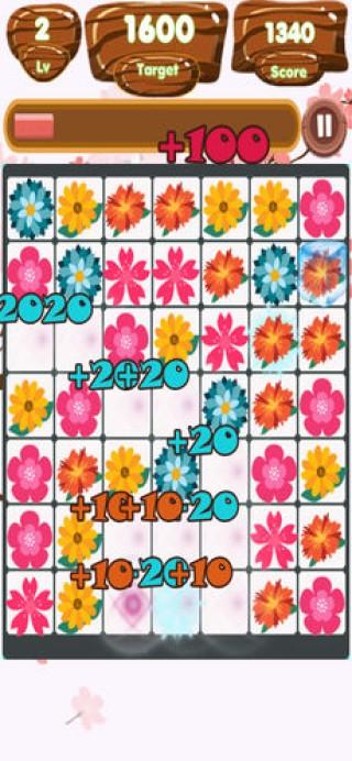 Flowers Link Land截图(9)