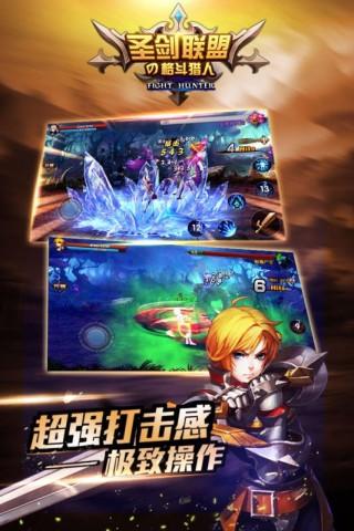 圣剑联盟之格斗猎人截图(2)