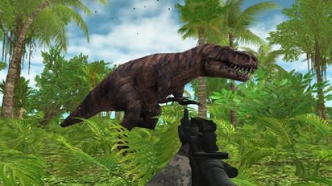 我的世界之恐龙猎人安卓版截图(1)