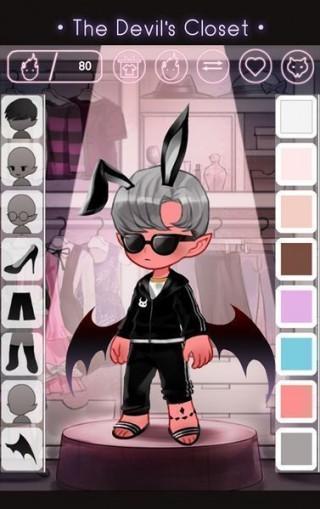 恶魔的衣橱汉化版截图(1)