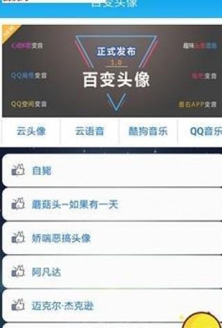 QQ视频头像替换器截图(1)