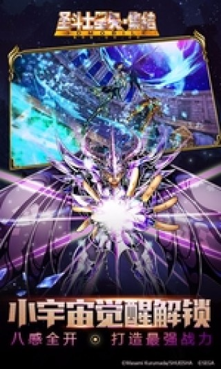 圣斗士星矢集结手游截图(2)